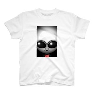 リアルグレー T-shirts