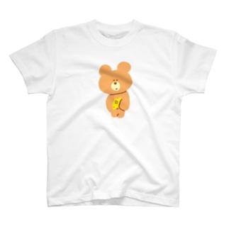 kuma to hiyo T-shirts
