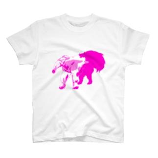 Go Go アリクイ T-Shirt