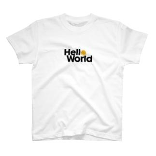 Hello World T-shirts