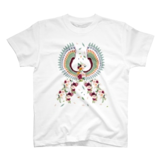 華鳳凰 T-shirts