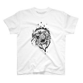 雫×舌 T-shirts