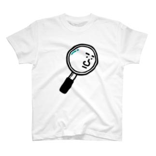 キャラNo.18ルーペくん T-shirts