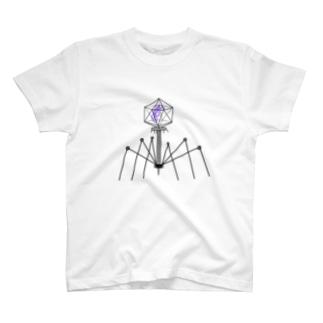 ファージ T-shirts