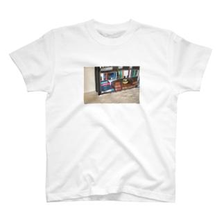 ほんだな T-shirts