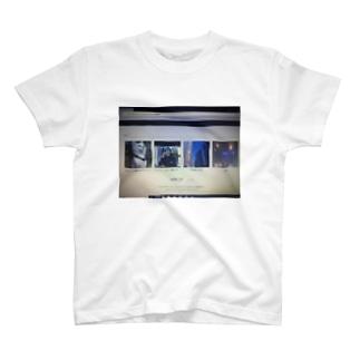 福田祐斗@ゴジュアル特撮傷年ロックオンライン限定グッズ T-shirts
