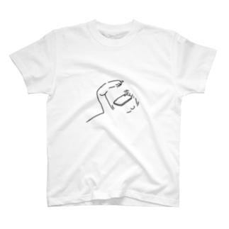 ガンメン スマホ T-shirts