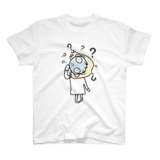 ミミー the わけわかんない Tシャツ