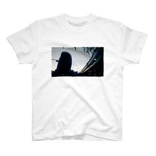 夜から朝へ T-shirts