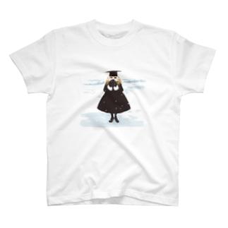 スノウアンドガール T-shirts