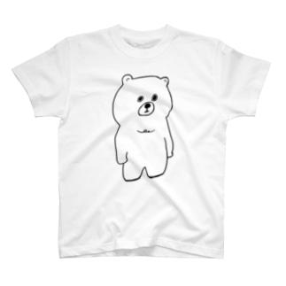 むっくま T-shirts
