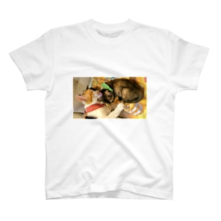 ずっと仲良しシリーズ T-shirts