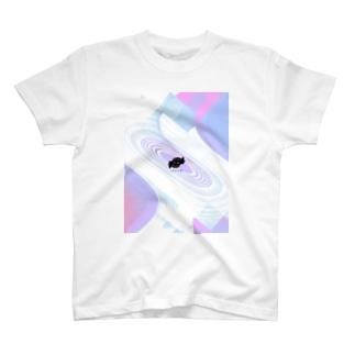 IKKENロゴTシャツ T-shirts