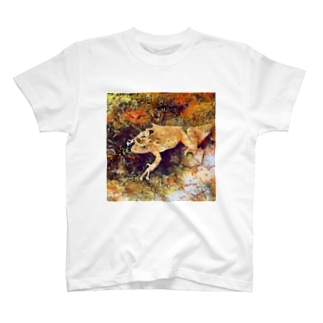 Fantastic Frog -Autumn Version- T-shirts