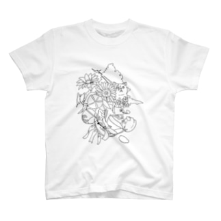 Spring Summer CAT T-shirts