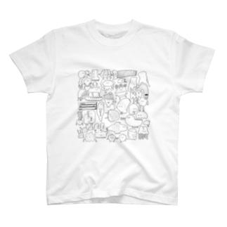 グニョル T-shirts