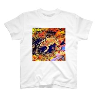 Fantastic Frog -Flare Version- T-shirts