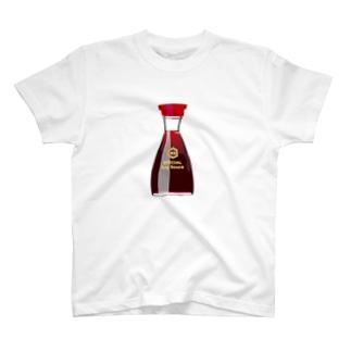 お醤油さん T-shirts