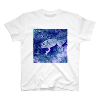 Fantastic FrogのFantastic Frog -Tanzanite Version- T-shirts