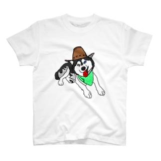 カーボーイハヤテくん T-shirts