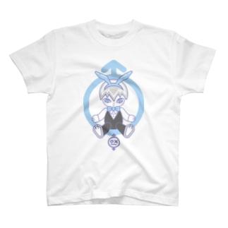 Bunny boy Nino パステル Tシャツ