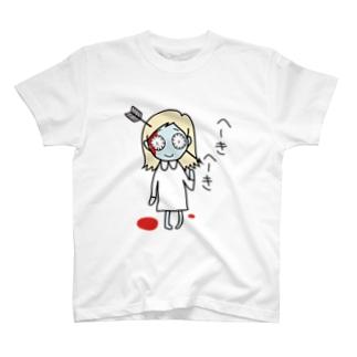 ミミー the へーきへーき T-shirts