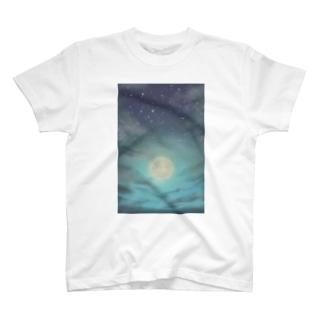 cold moon T-shirts