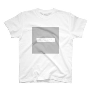 スクエア / 001 T-shirts