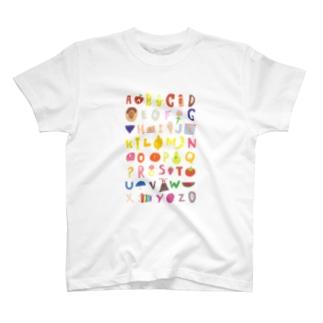 長男の絵(ALPHABET) T-Shirt