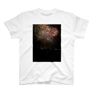 花火大会 T-shirts