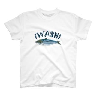 IWASHI T-shirts
