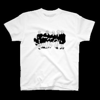 pecaのおばあちゃんの内緒ばなし T-shirts