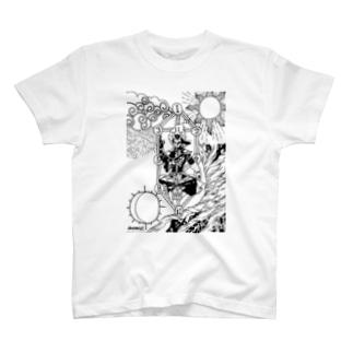 生命の樹 T-shirts