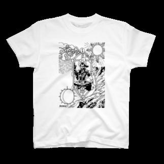 タバスコ精米所SUZURI支部の生命の樹 T-shirts