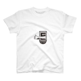 疑心暗鬼ロゴ T-shirts