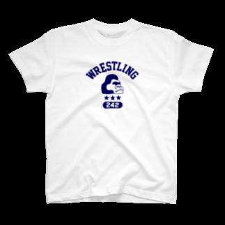 村田ポコのモンのゴリラT T-shirts