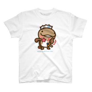 邑南町ゆるキャラ:オオナン・ショウ『サムズアップ』 T-shirts