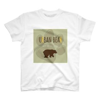 URBAN BEAR T-shirts