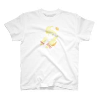 カルボナーラ 女子 T-shirts