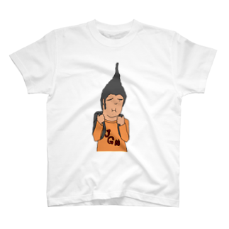 たがめの王の子じゅごん T-shirts