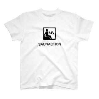 サカナクション好きなサウナー T-shirts