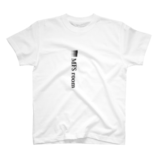 MFS room trim2(黒) T-shirts