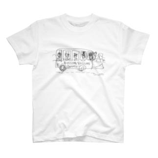 ゴーゴーツアー T-shirts