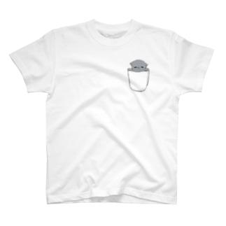 ポケットスパイ T-shirts