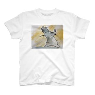 ボヘミアン・ニャプソディ T-shirts