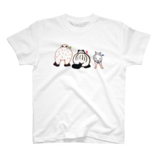 ねずみたちの おしり T-shirts