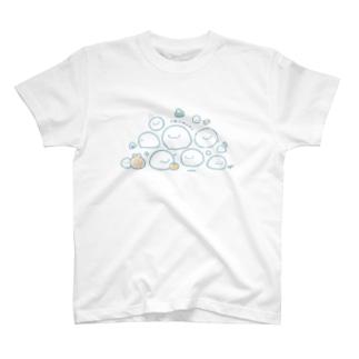 たっぷりいきもの T-shirts