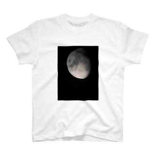 月*宇宙 T-shirts