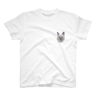 慎之助くん T-Shirt