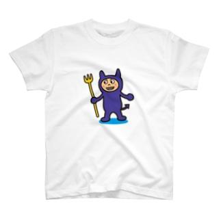 破壊王子・デビルくん T-shirts